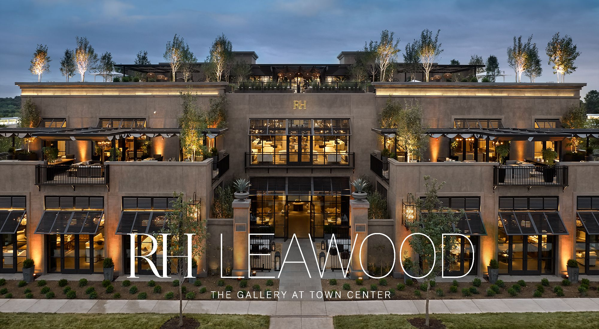 Rh Leawood The Gallery At Town Center