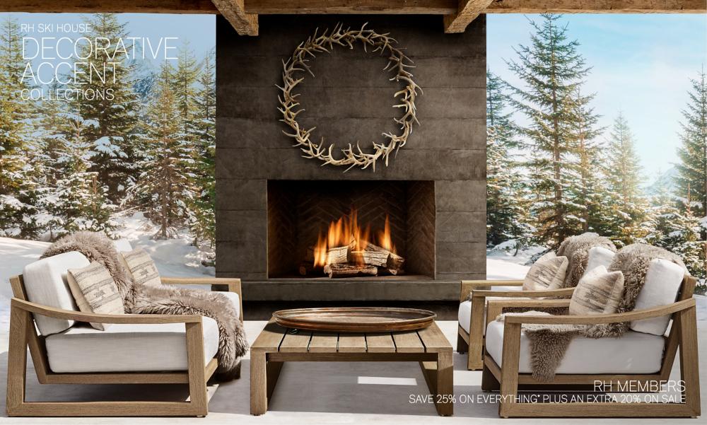 Introducing RH Ski House