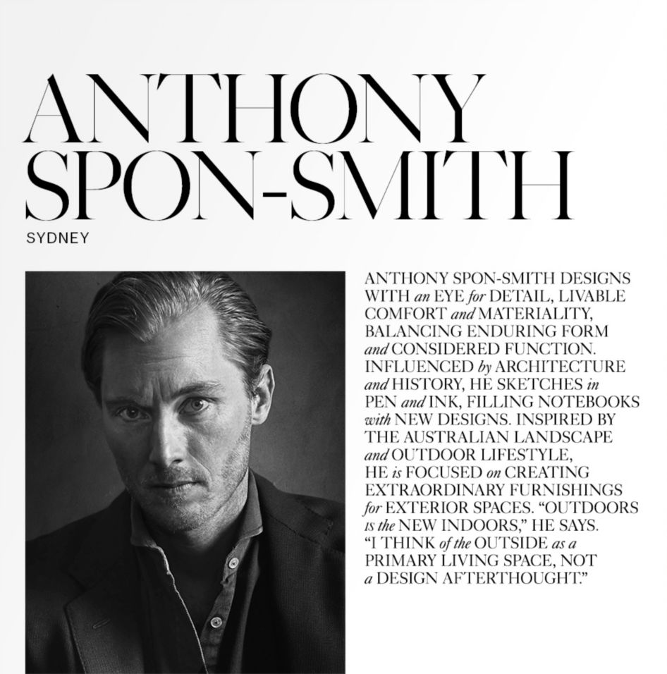 Anthony Spon-Smith
