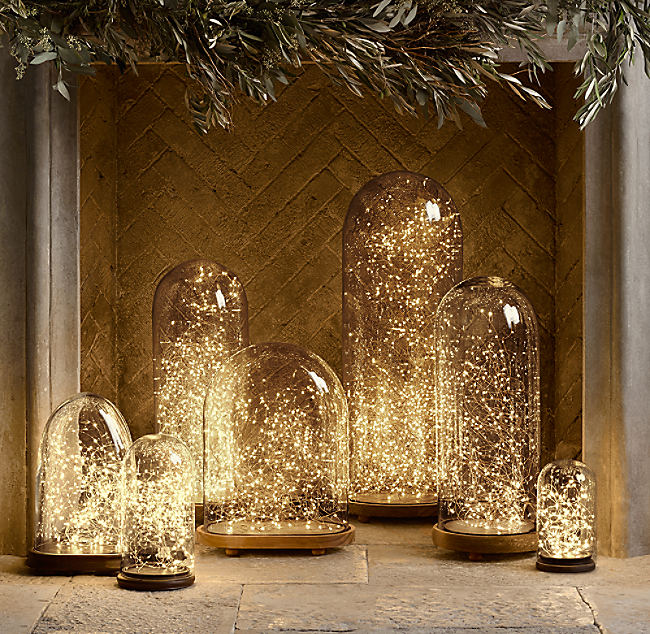 color preview unavailable - Restoration Hardware Christmas Lights