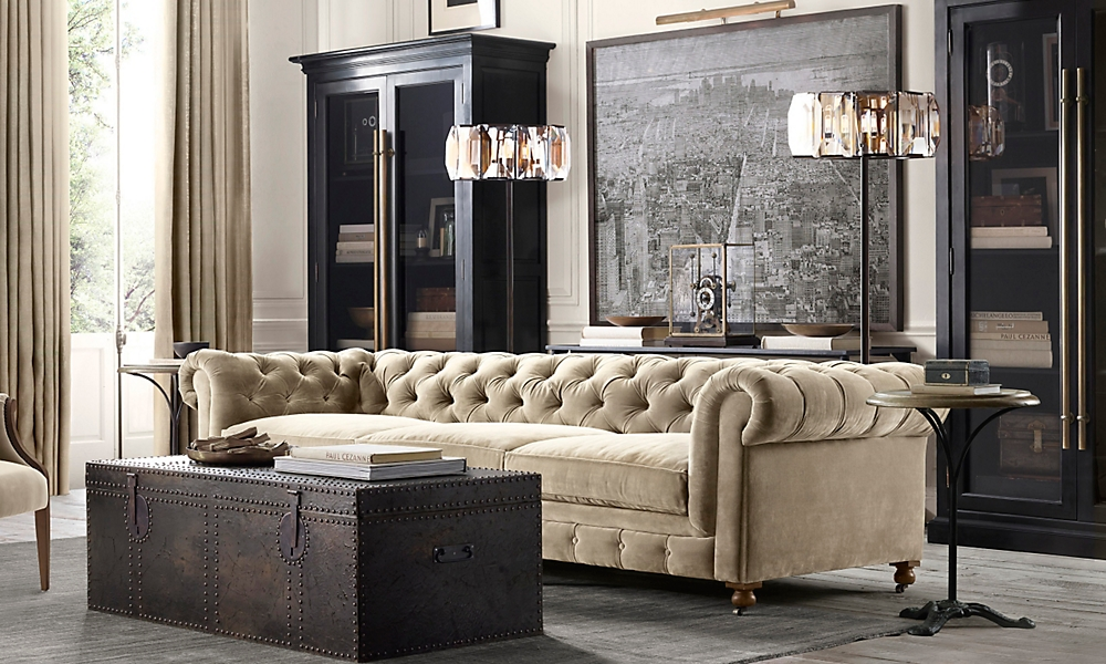 Rooms Restoration Hardware