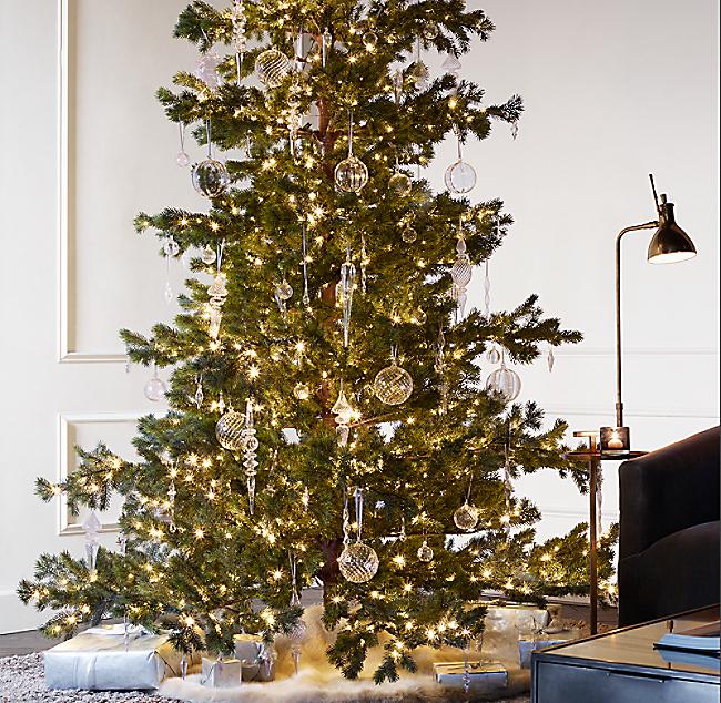 Restoration Hardware Christmas Tree