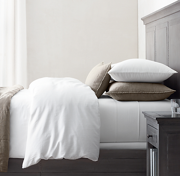 Ultra Fine Lightweight Cotton Duvet Cover