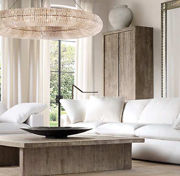 Crystal Halo Chandelier 59 Quot