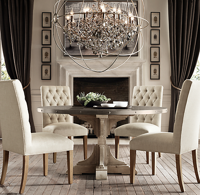 Foucault S Orb Smoke Crystal Chandelier 44 Color Preview Unavailable Click To Zoom