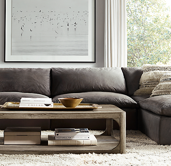 Martens Rectangular Coffee Table Click To Zoom