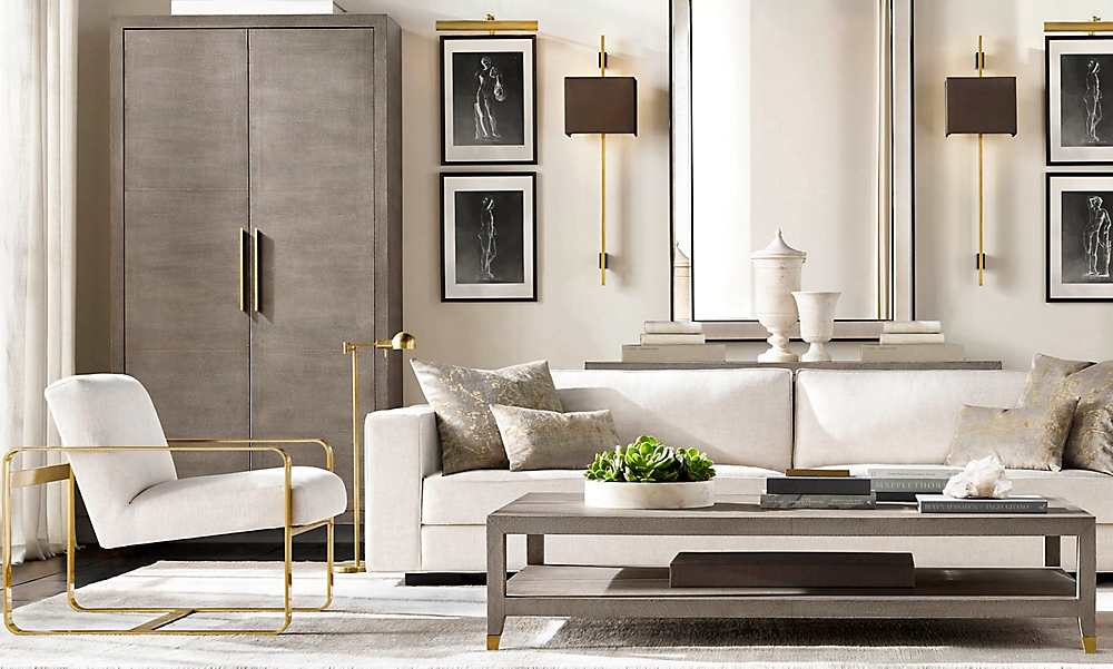 Restoration Hardware Living Room Ideas Online Information