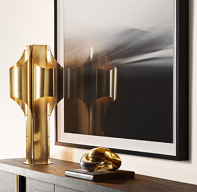 Cathedral brass table lamp color preview unavailable click to zoom