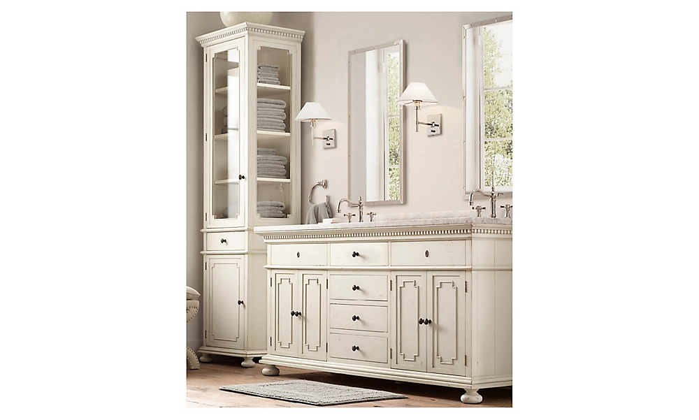 Shop St. James White Vanity