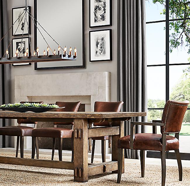 Fine Adele Leather Side Chair Machost Co Dining Chair Design Ideas Machostcouk