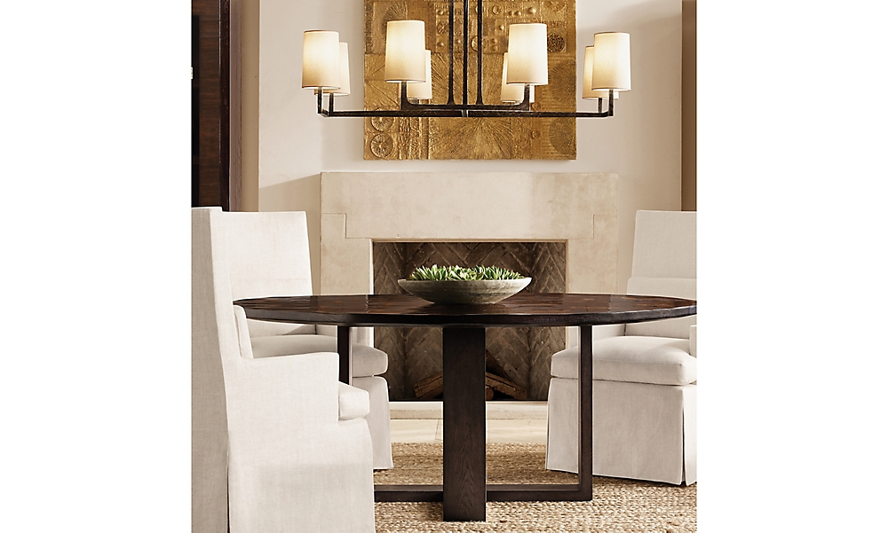 shop Bamboo Parsons Round Dining