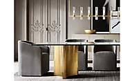 shop Dalton and Graydon Bone Brass Dining