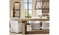 shop Aspen Grey Rectangular Dining