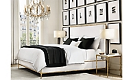 shop Thaddeus Brass Bed