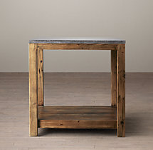 Bluestone Parsons Side Table