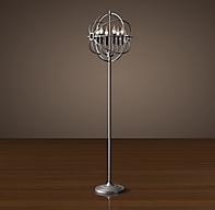 Foucault S Orb Floor Lamp