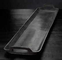 Grand Brasserie Cast Aluminum Large Long Tray