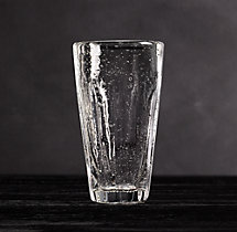 Bubble Glass (Set of 6) - Clear