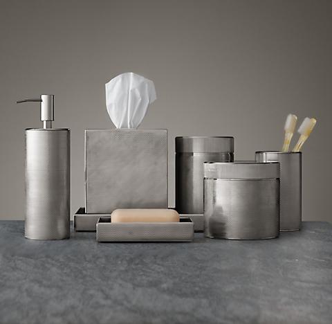 Laval Bath AccessoriesCountertop Accessories   RH of Bathroom Countertop Accessories Sets