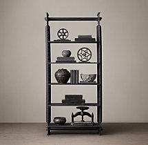 Carnegie Single Shelving