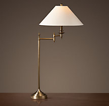 Julian Swing-Arm Table Lamp