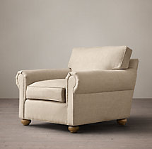 Classic Lancaster Upholstered Chair