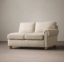 Classic Lancaster Upholstered Right-Arm Sofa