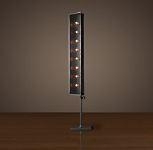 French Cinema Single Floor Lamp
