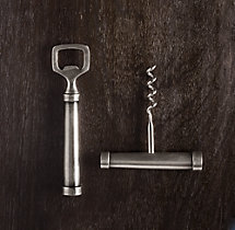 Vintage Hotel 2-Piece Bar Tool Set