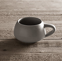 Wheeler Pottery Short Mug (set of 2)