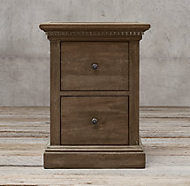 St. James 2-Drawer Narrow File Cabinet
