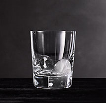 Pierpont Cut Crystal Double Old-Fashioned (Set of 2)