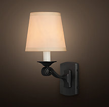Campaign Single Sconce
