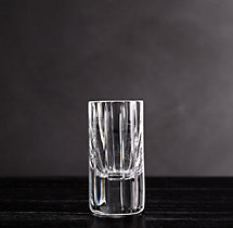 Boulevard Cut Crystal Shot Glass (Set of 6)