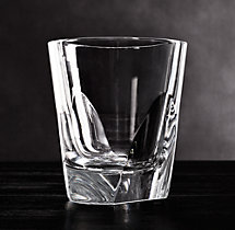 Pierpont Cut Crystal Ice Bucket