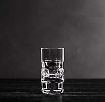 Madison Cut Crystal Shot Glass (Set of 2)