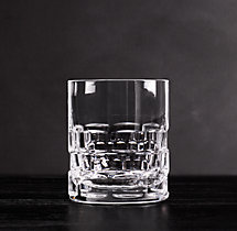 Madison Cut Crystal Double Old-Fashioned (Set of 2)