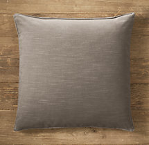 Custom Vintage Velvet Stitched Square Pillow Cover