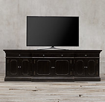 "St. James Panel 100"" Media Console"