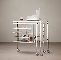 Martini Bar Cart