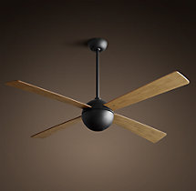 Hemisphere Ceiling Fan