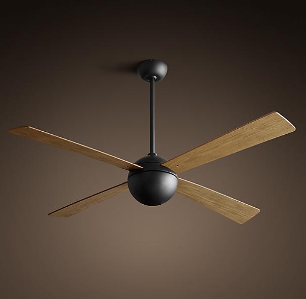 Hemisphere Ceiling Fan