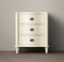 Empire Rosette Powder Room Vanity Base