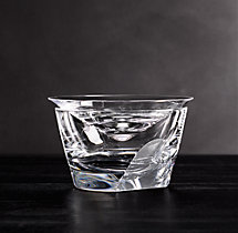 Pierpont Cut Crystal Caviar Server