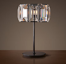 Harlow Crystal Table Lamp