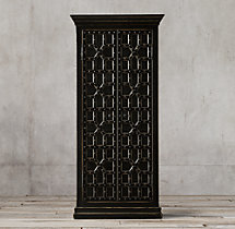 17th C. Castelló Double-Door Cabinet