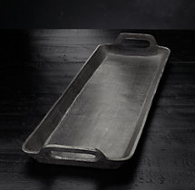 Grand Brasserie Cast Aluminum Medium Long Tray