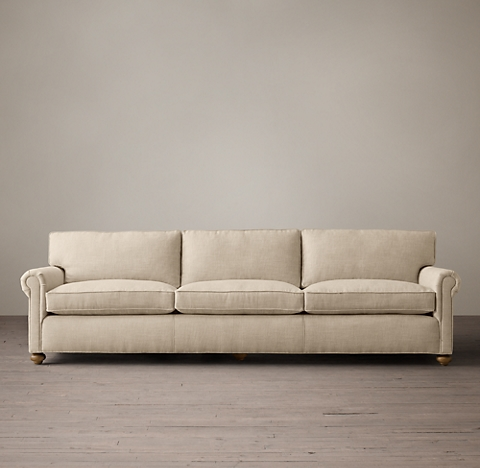 Original Lancaster Upholstered Sleeper Sofa
