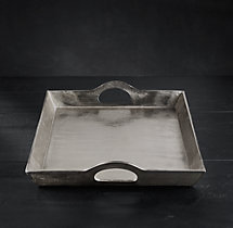 Grand Brasserie Cast Aluminum Extra-Large Rectangular Tray