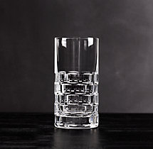 Madison Cut Crystal Highball (Set of 2)